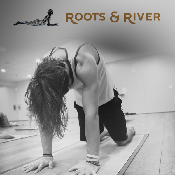 Roots & River Yoga Workshop   Fascia Release for Lower Back and Hips