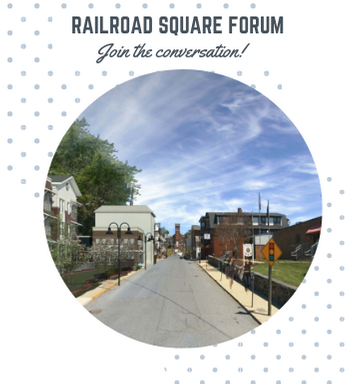 Railroad Square Open Forum