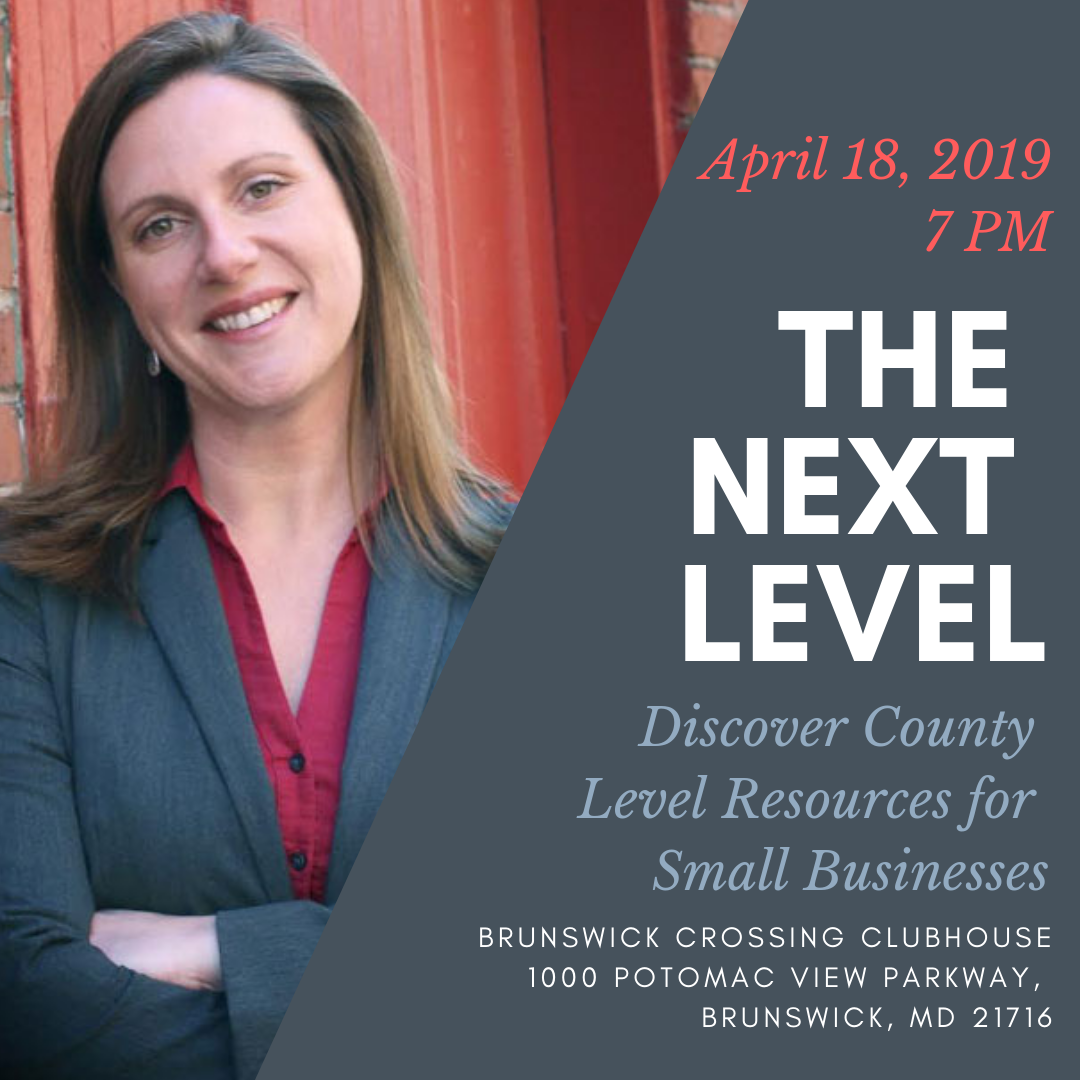 The Next Level | Discover County Level Resources for Small Businesses