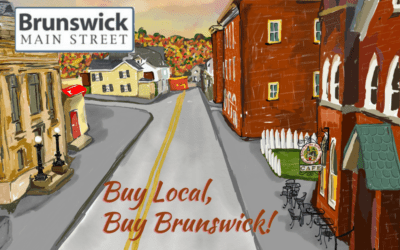 """""""Buy Local, Buy Brunswick!"""" Gift Cards Now Available"""